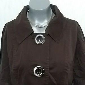 Cato brown blazer/jacket